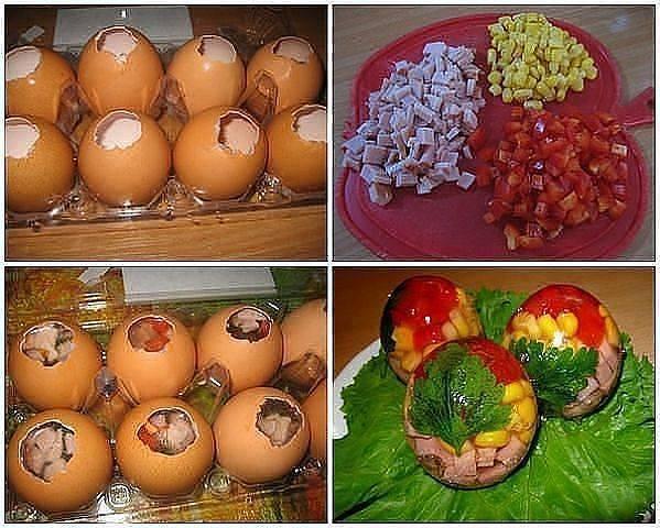 Pomysł na galaretkowe jajka